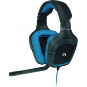 Logitech G430 Gaming Headset for PC Gaming, PS4, Xbox One with 7.1 ...