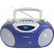 Microsistem audio Blaupunkt Boombox BB15BL CD Player USB 2x2W blue