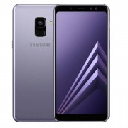 """Samsung Smartphone Samsung Galaxy A8 Sm A530f 32 Gb Octa Core 5.6"""" Super Amoled 16 Mp 4g Lte Wifi Bluetooth Android Refurbished Orchid Gray"""