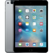 Apple iPad Mini 4 128GB WiFi CELL ~ Space Gray