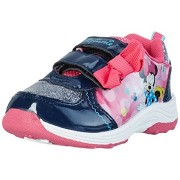 Adidasi Minnie Mouse fetite Athletic navy roz