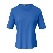 Efixelle Rundhals-Shirt langem 1/2 Arm Efixelle blau