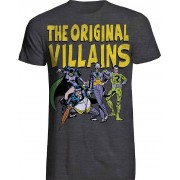 Batman - T-Shirt The Original Villains