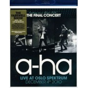 A-ha - Ending On a High Note - The Final Concert (0602527648514) (1 BLU-RAY)