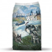 6 kg Pacific Stream Puppy Taste of the Wild pienso para perros sin cereales