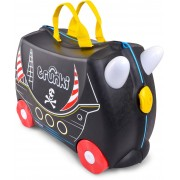 Trunki Pedro The Pirate Resväska 18L, Black