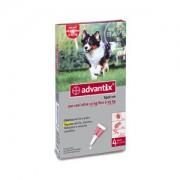 Bayer Spa (Div.Sanita'Animale) Advantix Spot On*4pip 10-25kg