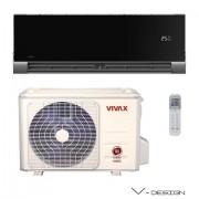 Klima Vivax ACP-18CH50AEVI + WiFi, inverter, hlađenje: 5.28kW, grijanje: 5.57kW, split, zidni, vanjska+unutarnja