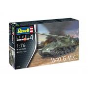 Rezervor de plastic ModelKit 03280 - M40 GMC (1:76)
