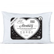 Travesseiro Altenburg -Suporte Extra Firme Percal