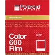 Polaroid Originals Color Film for 600 Festive Red Edition foto papir za fotografije u boji za Instant fotoaparate 004931 004931