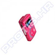 Mp3 Player SanDisk Sansa Clip FM 2GB Pink, SDMX11R-002GP-E46