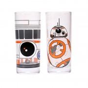 Cjay Star Wars - Glazen Set van 2 - BB-8