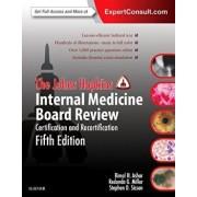 The Johns Hopkins Internal Medicine Board Review: Certification and Recertification, Paperback/Bimal Ashar