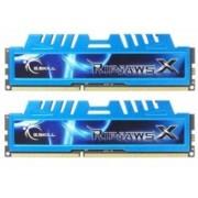 G.Skill 8 GB DDR3-RAM - 1866MHz - (F3-14900CL8D-8GBXM) G.Skill RipjawsX-Serie Kit CL8