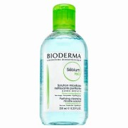 Bioderma Sébium H2O Purifying Cleansing Micelle Solution мицеларен разтвор за мазна кожа 250 ml