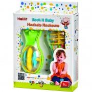 Set jucarii muzicale rock it baby Halilit, 6 luni+, Multicolor