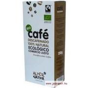 AlterNativa3 Koffeinmentes őrölt kávé, Bio, Fair trade