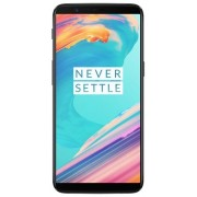 "Telefon Mobil OnePlus 5T A5010, Procesor Octa-Core 2.45GHz / 1.9GHz, Optic AMOLED Touchscreen Capacitiv 6.01"", 8GB RAM, 128GB Flash, Camera Duala 20 + 16 MP, Wi-Fi, 4G, Dual-Sim, Android (Negru) + Cartela SIM Orange PrePay, 6 euro credit, 4 GB internet 4G"