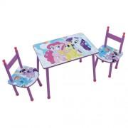 Fun House Set masuta si 2 scaunele My Little Pony