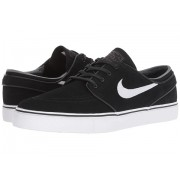Nike SB Zoom Stefan Janoski ndash Suede BlackWhiteThunder GreyGum Light Brown