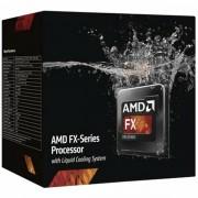 AMD CPU Desktop FX-Series X8 9590 5.0GHz,16MB,220W,AM3 box, Liquid Cooling FD9590FHHKWOX