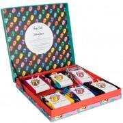 Happy Socks Ankelstrumpor unisex 6-pack HAPPY SOCKS - ROLLING STONES XRLS10-0100 Färgglad