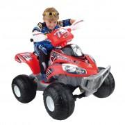 Feber El-fyrhjuling för barn Brutale 12 V