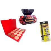 ADS 3746 Makeup kit / Eyecare kajal / Concealer