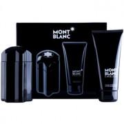 Montblanc Emblem lote de regalo III eau de toilette 100 ml + bálsamo after shave 100 ml