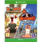 Worms Battlegrounds + Worms WMD - Double Pack EU Xbox One