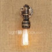 220-240 40 e27 bg835 rustiek / lodge schilderij functie voor lamp includedambient lichte muur schansen wandlamp
