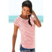 Womens Capture Raglan Tee - Grey Marl T-Shirt
