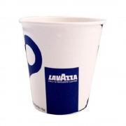 Pahare Cafea din Carton 7 Oz Model Lavazza (200 ml), 100 Buc/Bax - Ideale pentru Bauturi Calde