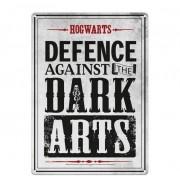 Half Moon Bay Harry Potter - Dark Arts Tin Sign - 21 x 15 cm