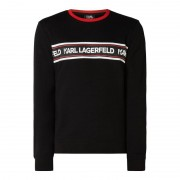 Karl Lagerfeld Sweatshirt mit Logo-Print