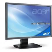 "Acer Monitor Lcd 24"" Acer B243wcymdr 1920 X 1200 Vga Refurbished Grigio"
