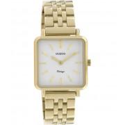 OOZOO Timepieces Horloge Goud C9955