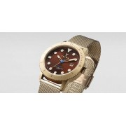 TRIWA Chestnut Hvalen Watch Gold
