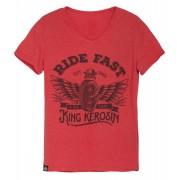 King Kerosin Ride Fast Rojo XL