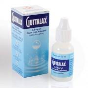 Sanofi Spa Guttalax 7,5 Mg/Ml Gocce, Soluzione Orale Flacone Da 15 Ml