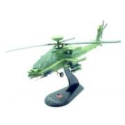 Boeing AH-64D Apache Longbow diecast 1:72 model (Amercom HY-11)