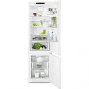 GARANTIE 2 ANI Combina frigorifica incorporabila Electrolux A++ Frost free 267 l Alb ENN3074EFW