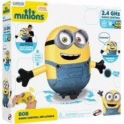 Frog Minion Bob RC Inflatable, Banana/Cream/Indigo