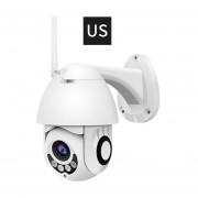 1080P Domo para exteriores inalámbricos WiFi Pan Tilt de cámaras IP de