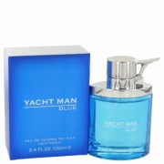 Yacht Man Blue For Men By Myrurgia Eau De Toilette Spray 3.4 Oz