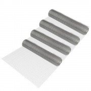 4 броя рула телена ограда с PVC покритие [pro.tec]®,100cm x 25m