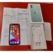 Apple iphone 11 128GB Green CZ v záruce do 5/2022 iStyle