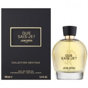 Jean Patou Que Sais-Je eau de toilette para mujer 100 ml