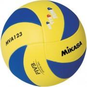mikasa Volleyball MVA 123 - blau/gelb | 5